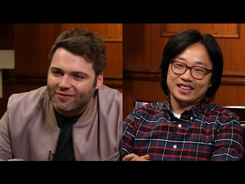 'Genius' star Seth Gabel and Jimmy O. Yang of 'Silicon Valley'