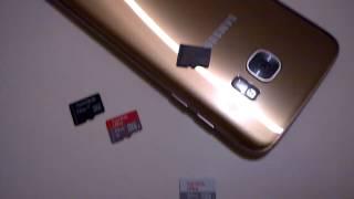 Qual Cartão de Memória Usar ? No seu Galaxy S7 Edge