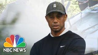 Speeding Was Cause Of Tiger Woods Crash, Investigators Say | NBC Nightly News