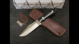 Introducing Hyken Knives and the Hyken Harpoon -- Nicely Done!