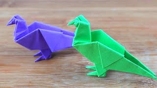 Origami Pigeon | How To Make Easy Paper Pigeon | Origami Tutorial | 5 Minute Handcrafts