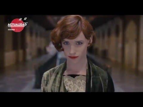 Pronto en salas de cine, La chica danesa
