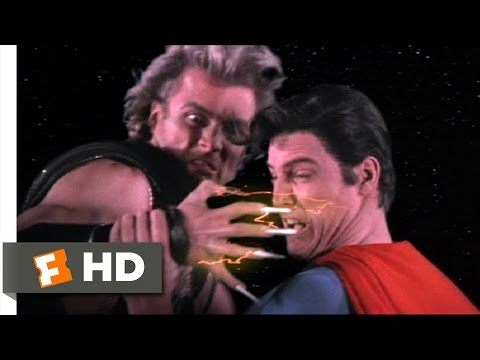 Superman IV (7/10) Movie CLIP - Nuclear Man Weakens Superman (1987) HD