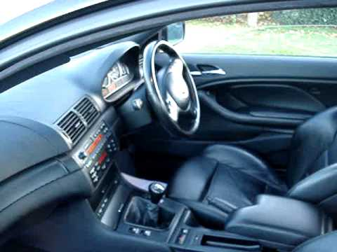 bmw 330ci m sport - youtube