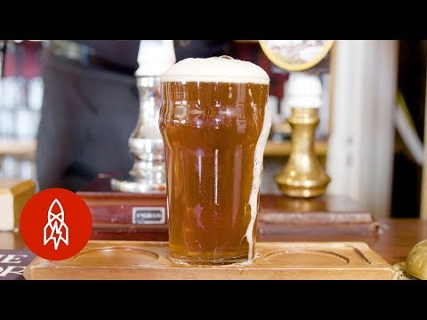The Epic Journey To Britain's Most Remote Pub
