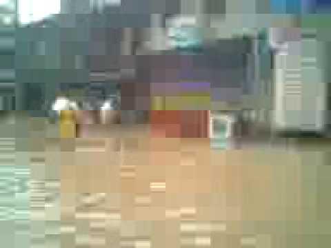 Typhoon Ondoy in Pandacan Manila