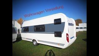 Hobby 560 kmfe Ecxellent Modell 2019 Wohnwagen Vorstellung #01