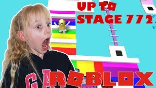 Roblox Mega Fun Obby 💲24HR SALE💲. Up to Stage 772 | Suziegameplay