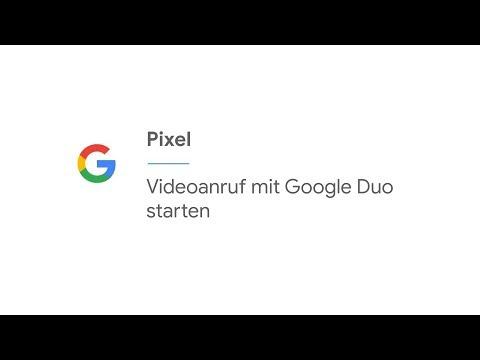 Videoanruf Mit Google Duo Starten | Pixel
