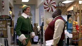 Elf the movie: Santa Announcement