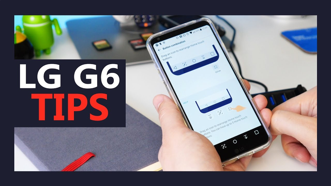 LG G6 tips and tricks: Get to grips with the long-screened flag
