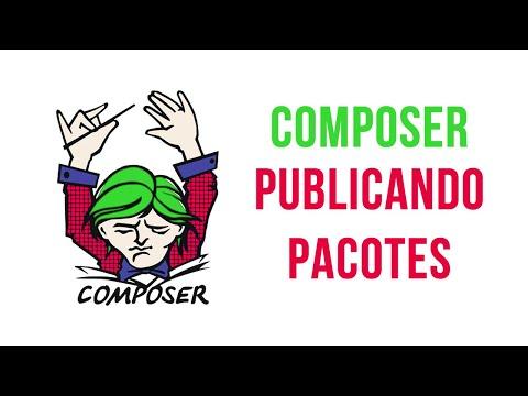 Vídeo no Youtube: Como publicar pacotes no Composer #composer #php