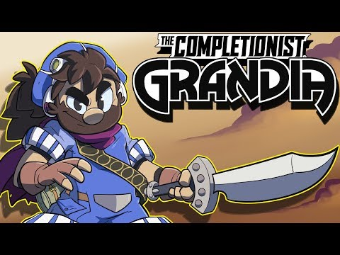 GRANDIA Is The Unsung Hero Of RPGs | The Completionist
