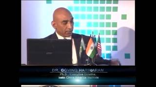 World Education Congress 2014, Dr. Govind Hariharan