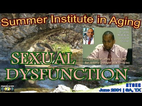 STGEC SIA01: Sexual Dysfunction (2001)