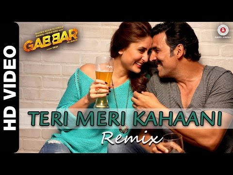 Teri Meri Kahaani - Remix by  DJ Notorious | Gabbar Is Back | Akshay Kumar & Kareena Kapoor Khan