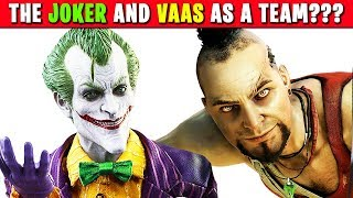 10 CRAZY Video Game VILLAIN TEAM-UPS Everyone Should Get Behind