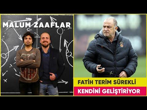 Galatasaray'ın Geriden Oyun Kurulumu   Süper Lig'de Kaleci Kullanımı   Malum Zaaflar #3