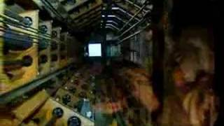 The Lift at Atomium