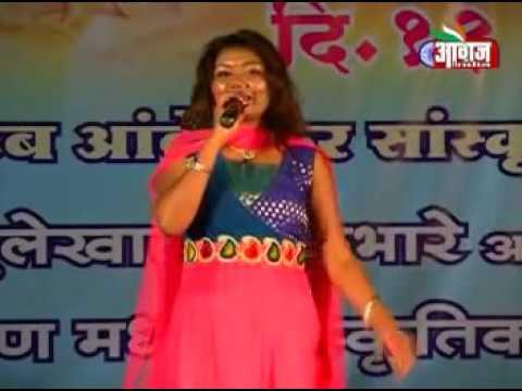 Majhya Bhimachya Navach Kunku Lavil Raman