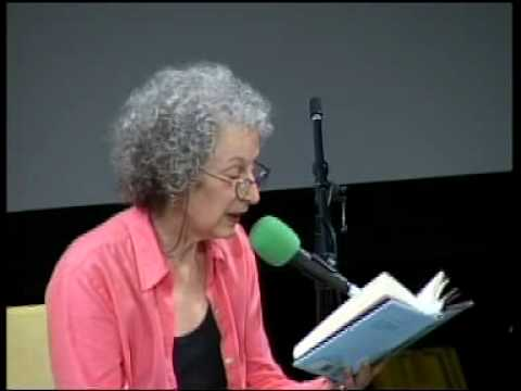 Margaret Atwood: Authors reading