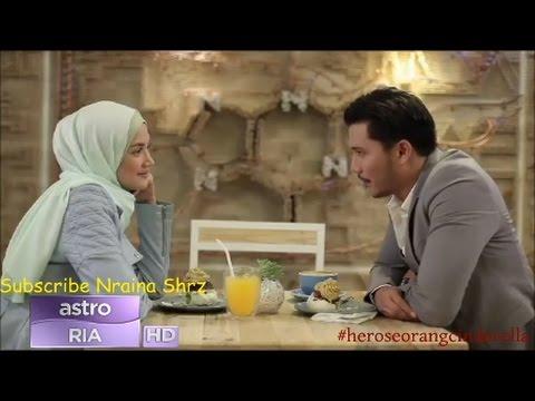 Aksi Romantik Fattah Amin & Fazura | Hero Seorang Cinderella | Akan Datang | Slot MegaDrama Ria