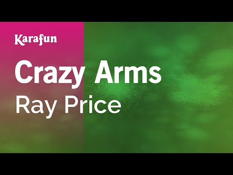 Karaoke Crazy Arms - Ray Price *