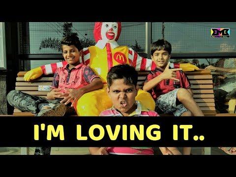 BMB : I'M LOVING IT..
