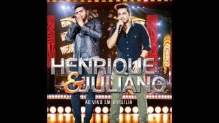 Henrique & Juliano - Amiga Feia (DVD Ao Vivo em Brasília) (Áudio Oficial)