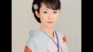 大石円 - 夕顔の花