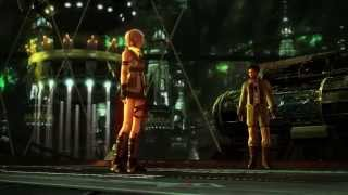 Final Fantasy XIII PC GamePlay on HD7950 Boost