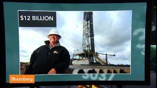 Shale Pioneer Billionaire Harold Hamm Loses $12 Billion