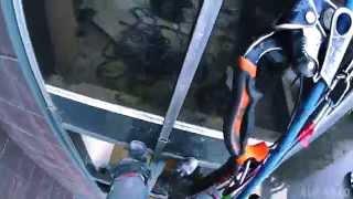 видео Замена холодного остекления