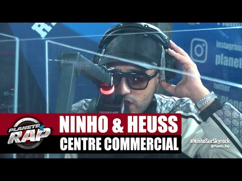Youtube: Ninho«Centre commercial» ft Heuss L'enfoiré #PlanèteRap