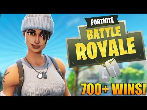 Fortnite Battle Royale: GOING FOR BIG PLAYS! - 700+ Wins - Level 90+ - Fortnite Gameplay - (PS4 Pro) - 동영상