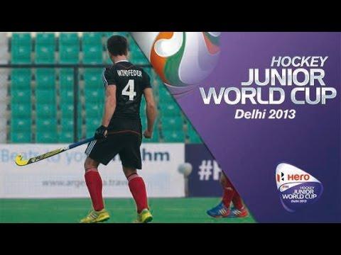 Pakistan vs Germany - Men's Hero Hockey Junior World Cup India [07/12/2013]