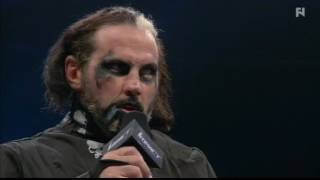 Jeff Hardy vs Willow 17/5/16 Wİllow & Matt Hardy?