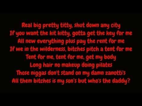 Nicki Minaj - I'm Legit Featuring Ciara (Explicit Lyrics HD)