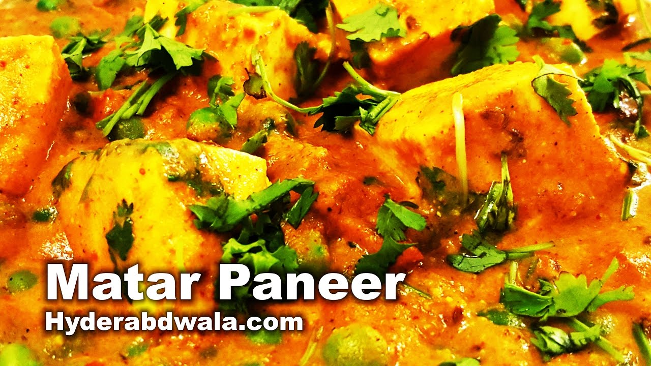 Matar paneer recipe video how to make matar paneer at home easy matar paneer recipe video how to make matar paneer at home easy quick food cooking youtube forumfinder Gallery