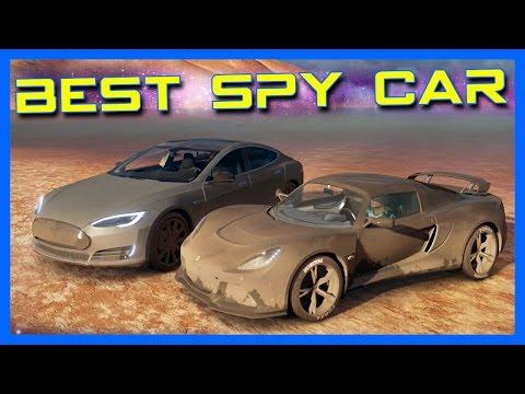 Forza Horizon 3 Online : Best Spy Car Challenge!!