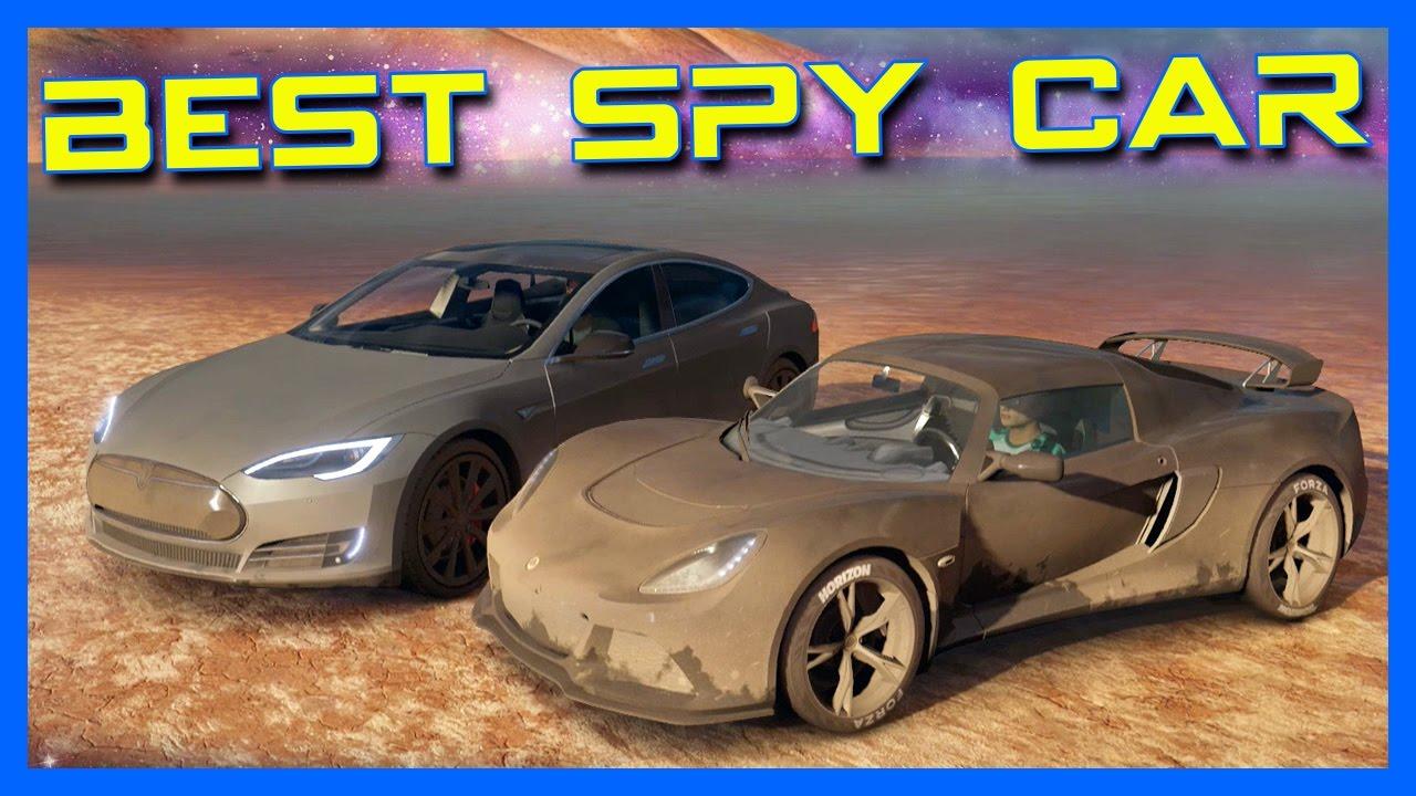 forza horizon 3 online best spy car challenge youtube. Black Bedroom Furniture Sets. Home Design Ideas