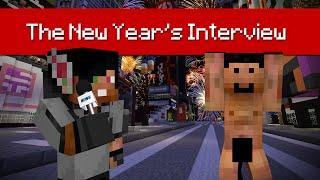 The New Year's Interview (Minecraft Machinima)