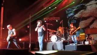 Counting Crows, High Life, Freedom Hill amphitheater