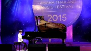 KITA - (Final PIANO SOLO Age 6-8) YTMF 2015
