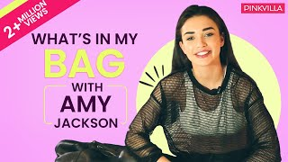What's in my bag with Amy Jackson | Pinkvilla | S01E02 | Bollywood | Lifestyle