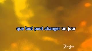 Karaoké Le temps de vivre - Georges Moustaki *