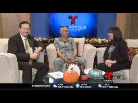 Entrevista Don Raymundo Rios Mayo - Sociedad Historica de Nuevo Laredo