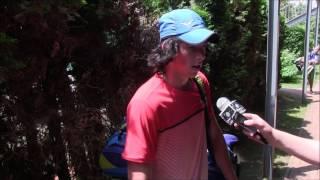 František Pechala po výhře v prvním kole kvalifikace na turnaji Futures v Pardubicích