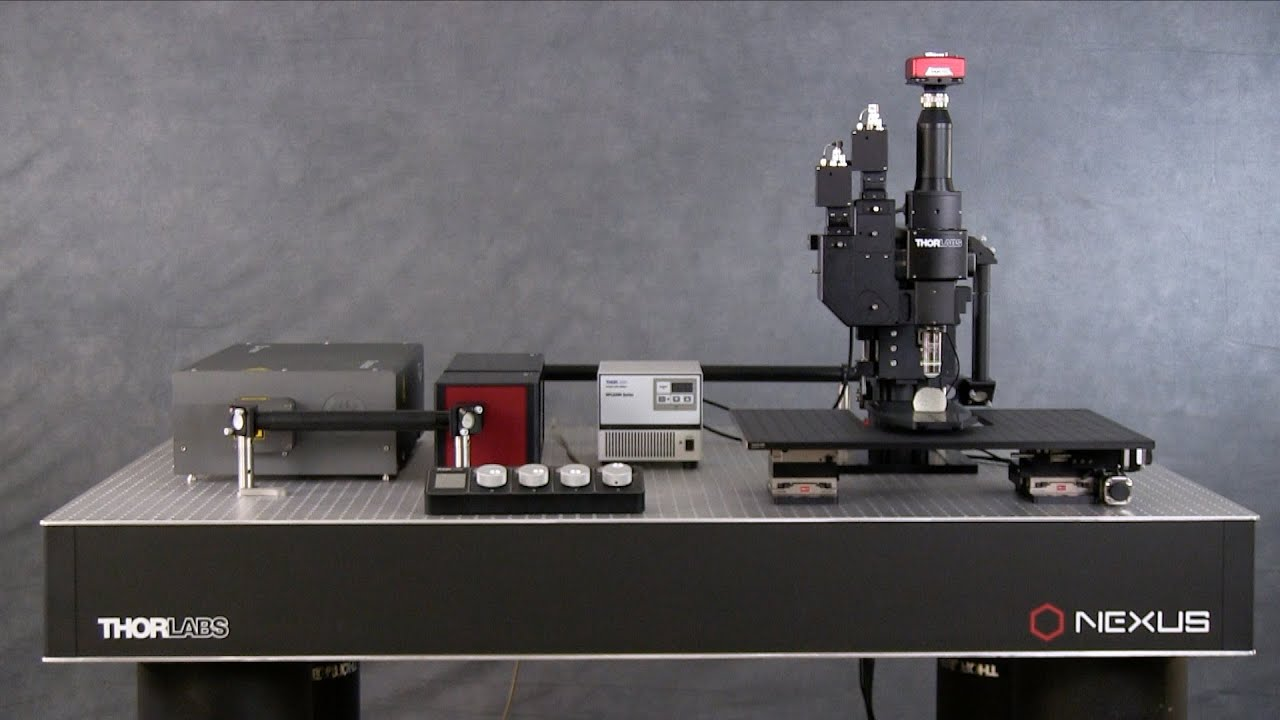 Bergamo® II Series Multiphoton Microscopes