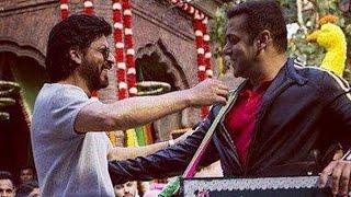 Shahrukh Khan's CAMEO in Salman Khan's Sultan CLIMAX scene